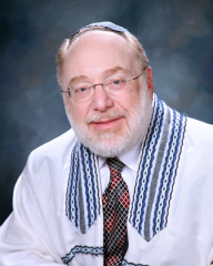 Rabbi Denker head shot