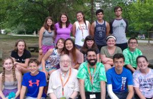Jewish Overnight Camp